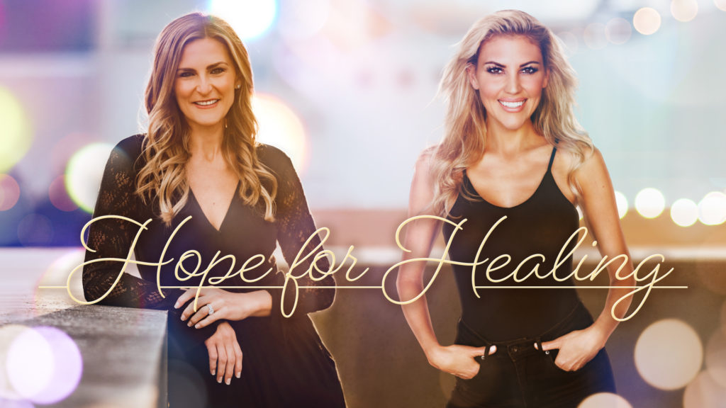 Dr. Kimberly Spair & Andrea of Hope for Healing